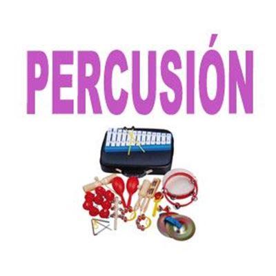 Imagen para la categoría Percusion