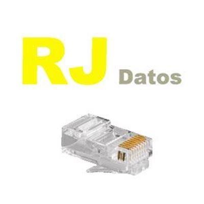 Imagen para la categoría Conectores RJ datos