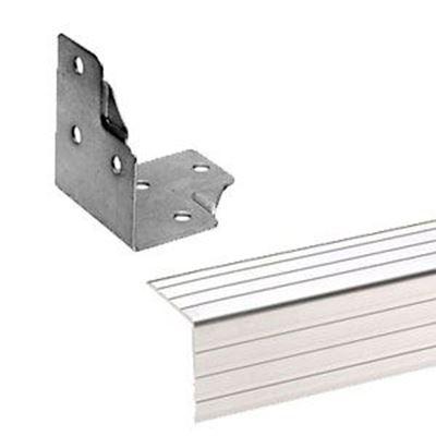 Imagen para la categoría Perfiles & Angulos de Aluminio
