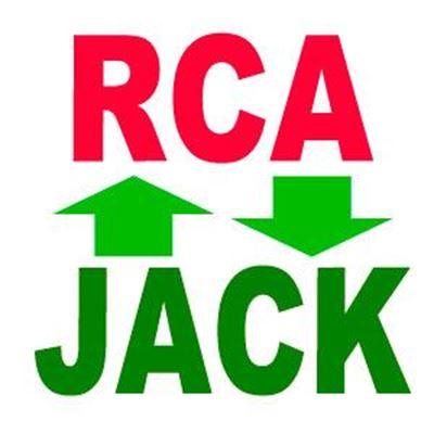 Imagen para la categoría RCA - JACK
