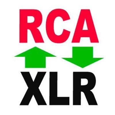 Imagen para la categoría RCA - XLR