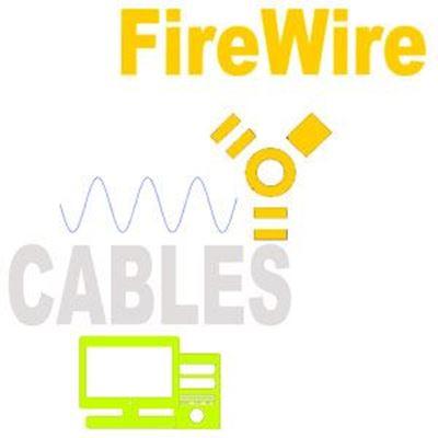 Imagen para la categoría Cables Firewire