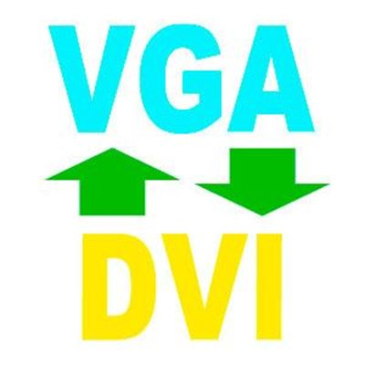 Imagen para la categoría DVI - VGA