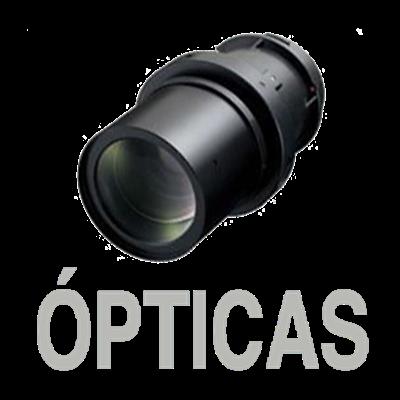 Imagen para la categoría Ópticas para Proyectores