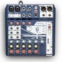 Imagen de Mesa de mezclas 8 canales con efectos Lexicon NOTEPAD 8FX
