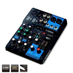 Imagen de Mesa de mezclas de 6 canales MG06X