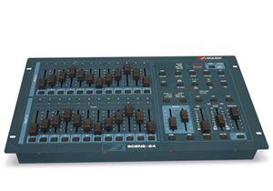 Imagen de Controlador de iluminacion DMX. SCENE 24 MKII