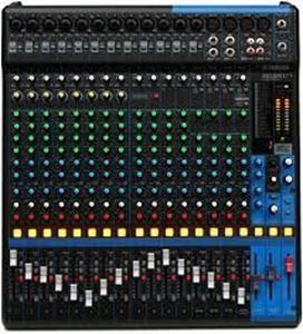 Imagen de Mesa de mezclas 20 canales MG20XU