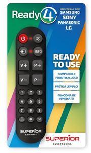 Imagen de Telemando basic LG-Samsung-Sony-Panasonic