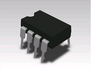 Imagen de Circuito integrado FSL156MRIN Controlador fuente conmutada DIP-8