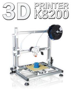 Imagen de Impresora 3D en Kit Velleman