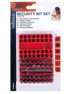 Imagen de Juego 33 puntas de seguridad VLM Tools