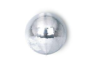 Imagen de Bola de espejos blanca de 20' 50cm BALL 20