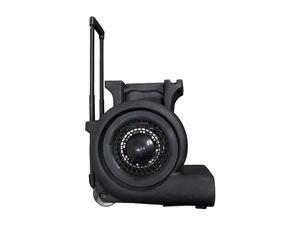 Imagen de Vetilador profesional 700W DMX y control remoto FAN700