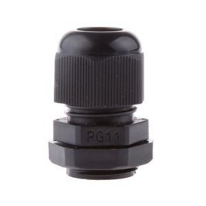 Imagen de Pasacable prensaestopa IP68 PG11 5-10mm nylon