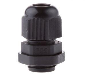 Imagen de Pasacable prensaestopa IP68 PG9 4-8mm nylon