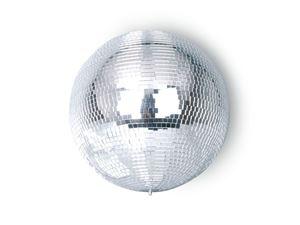 Imagen de Bola de espejos blanca de 40' 100cm BALL 40