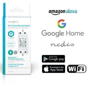 Imagen de Nedis Int.Disyuntor 10A inteligente Wifi Alexa Google