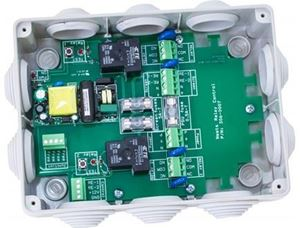 Imagen de Neets. Switching Ralay 2, le permite el control de la pantalla, botones de test