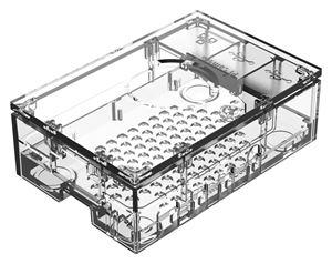 Imagen de Caja Raspberry pi 4 transparente