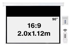Imagen de Pantalla electrica de proyeccion de gran formato E169-2480
