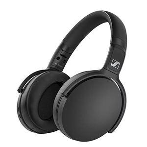 Imagen de Auricular dinamico color negro bluetooth HD 350 BT Black