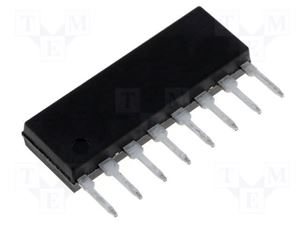 Imagen de Circuito integrado NJM2068LD Amplificador Operacional SIP-8