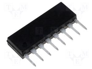 Imagen de Circuito integrado NJM2068LD Amplificador Operacional SIL-8