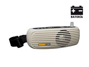 Imagen de Sistema portatil amplificador de cintura A3P