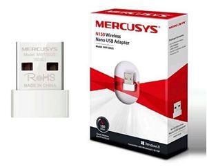 Imagen de Adaptador Wifi 150 Mbps USB Mini Mercusys MW150US