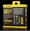 Imagen de Cargador inteligente 4 baterias Digital Nitecore