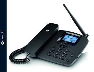 Imagen de Telefono Motorola sobremesa GSM SIM FW200L