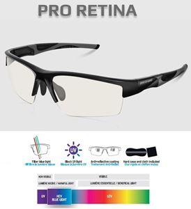 Imagen de Gafas Gaming PRO-RETINA filtro antiazul