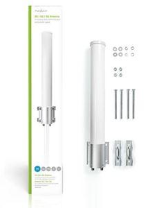 Imagen de Antena 5G/4G/3G/GSM +2 cables x 7 mts Nedis