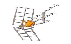 Imagen de Antena Terrestre DAT BOSS LTE700 UHF (C21-48) G17...42dBi Televes