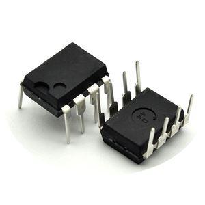 Imagen de Circuito integrado MCP6002-E/P Amplificador Operacional DIP-8